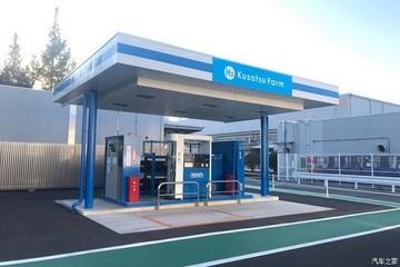 3分钟加满氢 松下加氢站日本正式运营