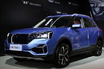 启辰T60 EV正式上市 补贴后售价区间为13.88-15.68万元