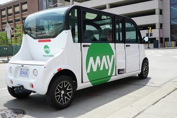 丰田为May Mobility领投5000万美元 用于开发自动驾驶班车