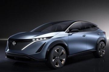 日产Ariya概念车或将由英菲尼迪量产