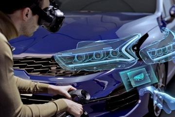 现代·起亚汽车VR虚拟研发程序正式启动 大幅提升汽车研发效率