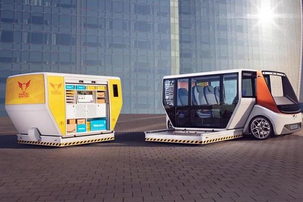 理念独特 MetroSnap将于2020年CES亮相