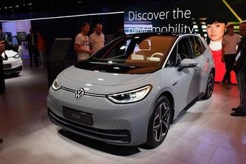 转型成果颇丰 大众2040年停售燃油车?