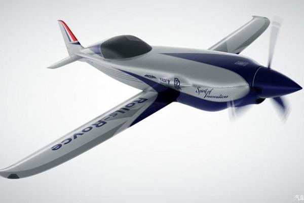 续航超300km 劳斯莱斯电动飞机消息
