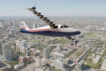 优步欲2030年推出空中出租车服务