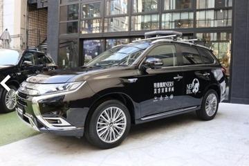 2020年现身 三菱欧蓝德PHEV将推特别版车型