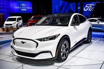 福特将用大众MEB平台扩电动Mustang阵容