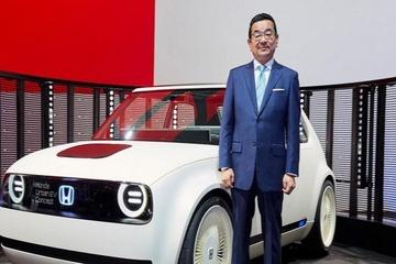 本田CEO八乡隆弘:纯电动车短期难成主流 混动才是重点