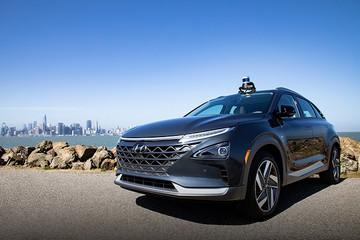 现代汽车的自动驾驶之路