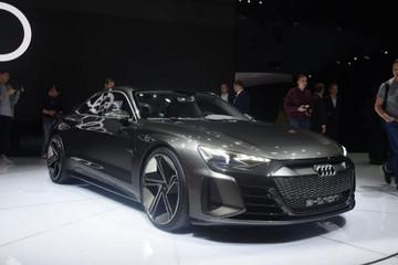 2020年亮相 奥迪E-tron GT将推RS版本