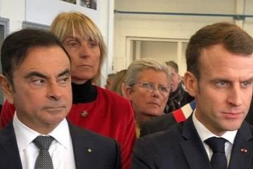 法国政府表示不会引渡戈恩回日本