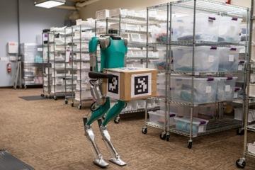 福特购买Digit机器人 探索用于商用车物流/递送业务
