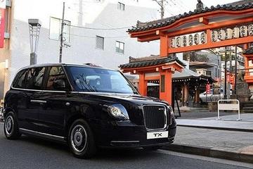 第二季度交付 LEVC进军日本出租车市场