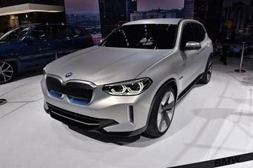 推17款新车 宝马将2020定为新能源之年