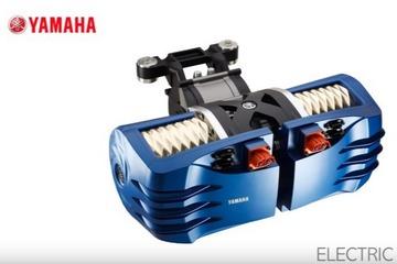 雅马哈推出新款200 kW电机 既可用于汽车也可用于摩托车