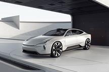 极星Precept 正式发布  4门GT轿车全新设计