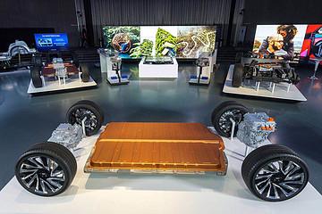 通用汽车发布Ultium电池系统 加速扩充电气化
