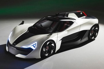 Apex电动跑车AP-0价格公布 售价约128万起