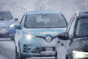 实测与WLTP均相差18.5% 挪威20款热门电动车冬季续航测试