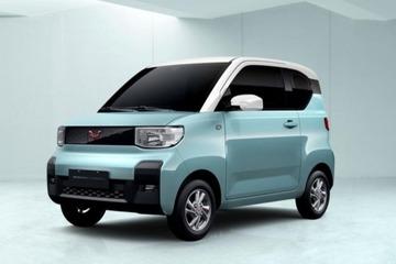 五菱全新电动车正式命名为宏光MINI EV