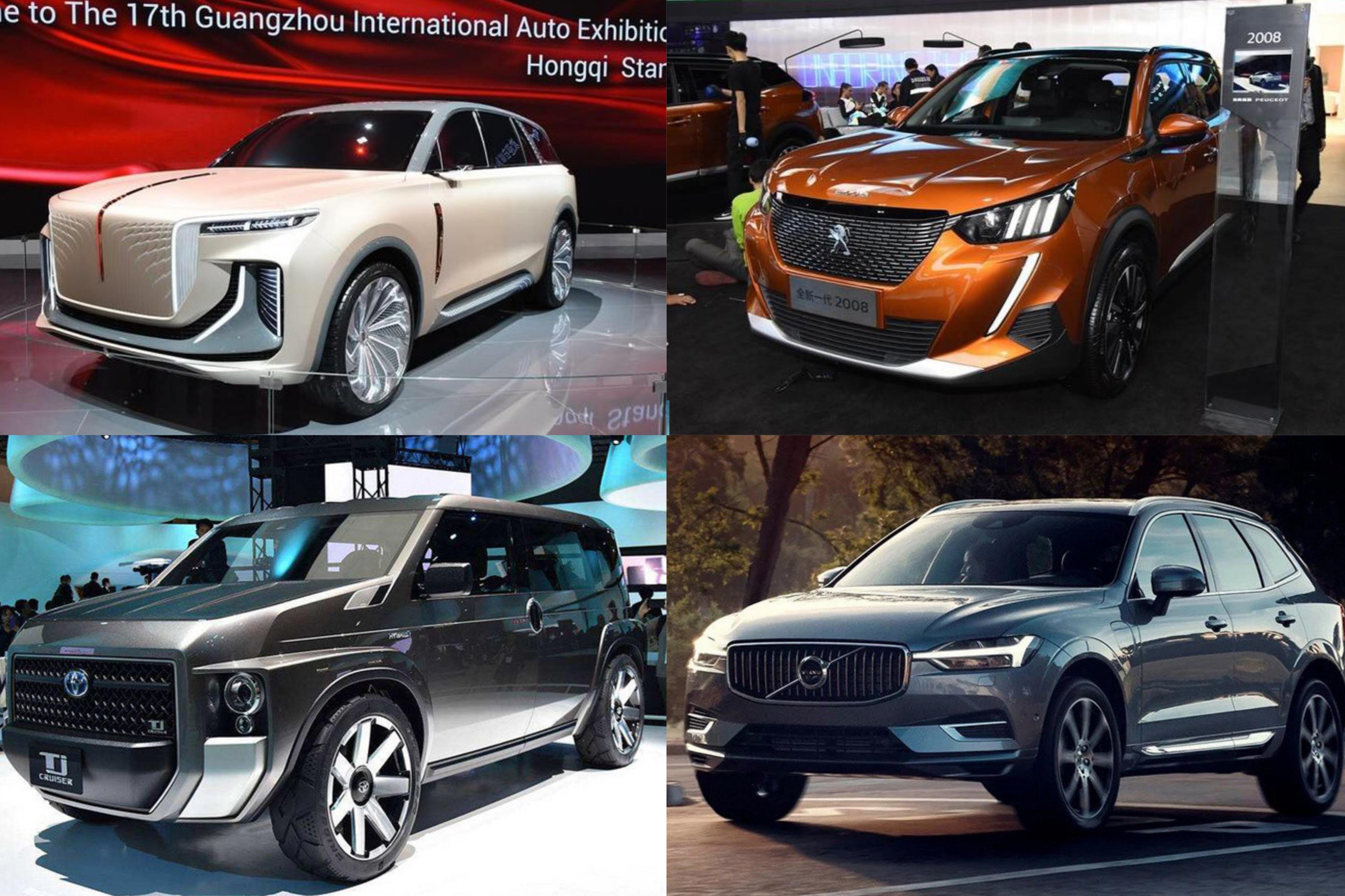 劳斯莱斯/捷豹新E-PACE/丰田全新SUV等重磅车型来袭