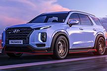 现代将推出新能源SUV Palisade N和Nexo N