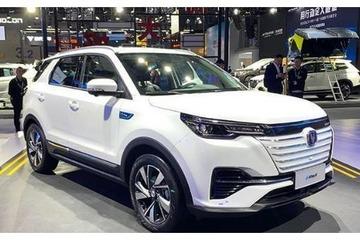 长安新款SUV即将上市,还是纯电动车型,续航超600公里!