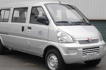 五菱荣光EV申报图曝光 预计续航里程300km