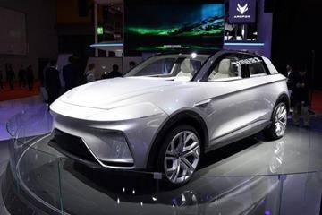 4月22日开启预订 ARCFOX首款量产车消息