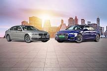50萬豪華插混轎車,寶馬5系新能源對比奧迪A6L新能源誰更值?