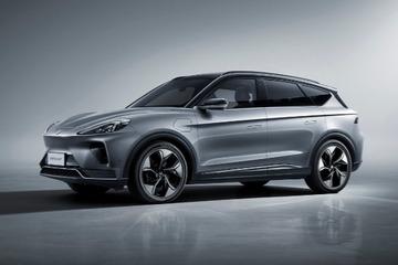 叫板特斯拉!北汽高端品牌首款量产SUV亮相 续航达653公里