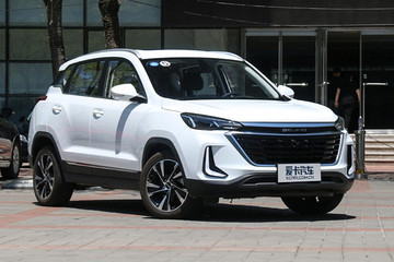 BEIJING-X3新增车型上市 售6.59万元起