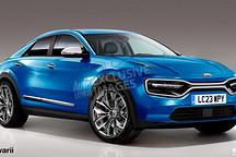 預計2021年推出 起亞全新純電動轎跑SUV