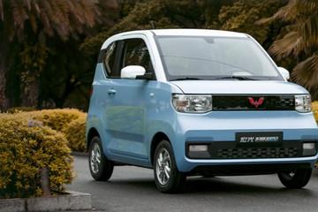 宏光MINI EV将于28日开启预售 最高续航170km