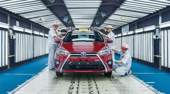 销量,一汽丰田,丰田,新能源汽车,汽车销量,特斯拉