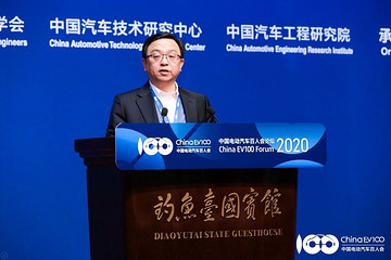 王传福:新能源汽车行业内生动力仍然显著