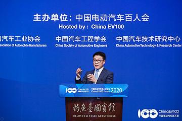 张志强:充电问题是电动汽车行业中最弱链
