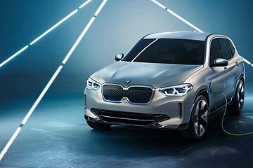 宝马iX3 7月13日首秀,铁西电池工厂投产在即