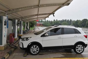 """北京车主:高速充电,快慢全凭""""运气"""""""