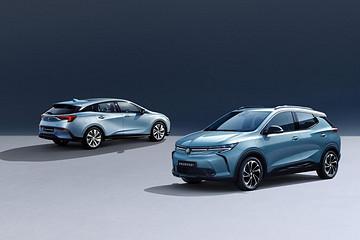 从最新亮相的两款新能源车看通用的开发理念