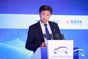 2020泰达论坛|本田井上胜史:我们正在全力研发中国市场首款Honda品牌纯电动车
