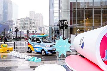 上海成宏光MINI EV最大单一市场,80后是主力消费者