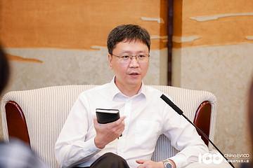 """2020全球供应链大会 任世岩专访:中国提出的""""车路协同"""",很可能会成为全球共识"""