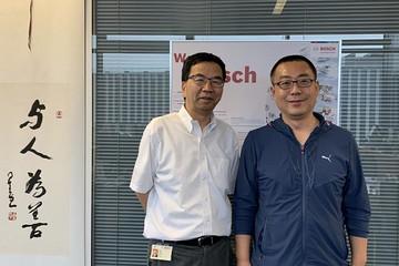 一电对话|博世陈玉东:一切为用户服务,硬件软件都是核心