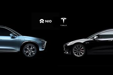 """降价的特斯拉Model Y和Model 3,为什么没能""""打死""""EC6和P7?"""