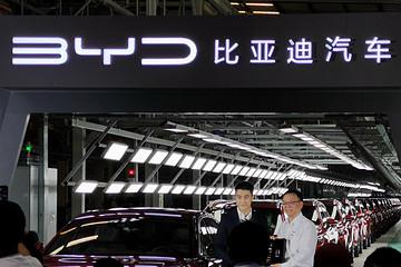 第100万辆新能源汽车下线,比亚迪稳坐中国新能源第一品牌