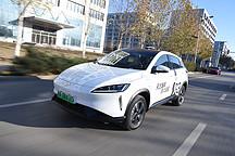 2020款小鹏G3冬季实测,续航能力出色,一次充电能从北京到内蒙