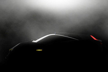 车重仅1200kg的碳纤维纯电超跑即将亮相日内瓦