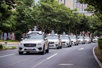 上海开放自动驾驶车队,大规模众包设备将是滴滴无人车的大杀器