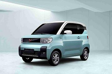 国产的Kcar车型!五菱宏光MINI EV 5月开启预售